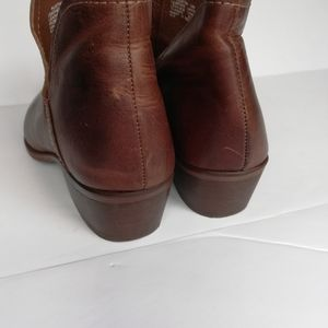 Steve Madden Shoes - Steve Madden Women's Leather Ankle Booties
